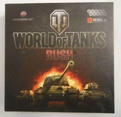 Gra karciana World of Tanks World of Tanks: Rush