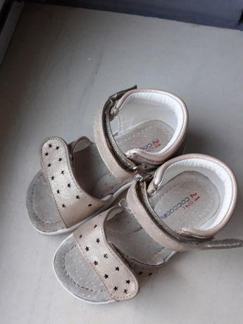 Sandały sandałki buciki cocodrillo 21