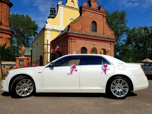Samochód do ślubu samochód na wesele auto do ślubu