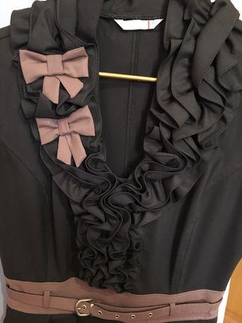 Нарядное платье р.42 Турция