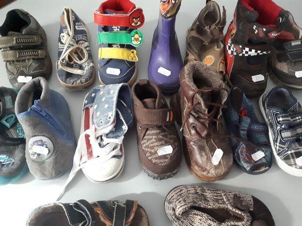 Buty dziecięce 23 24 16par