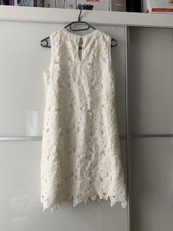Sukienka koronkowa boho Karen Millen