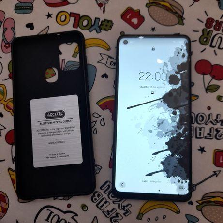 Telemovel Samsung a21s troco por iphone