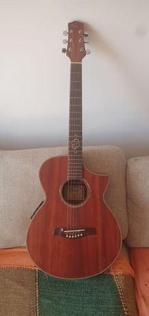 Guitarra Ibanez electroacustica