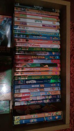 Filmes dvd infantis - desenhos animados