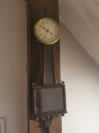 Piekny unikalny zegar Waltham Banjo