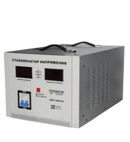 Стабилизатор напряжения forte idr-10000va