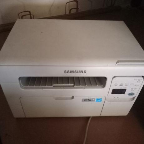 Sprzedam uszkodzona drukarkę Samsung 3405w