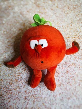 Maskotka pomidor na przylepiec