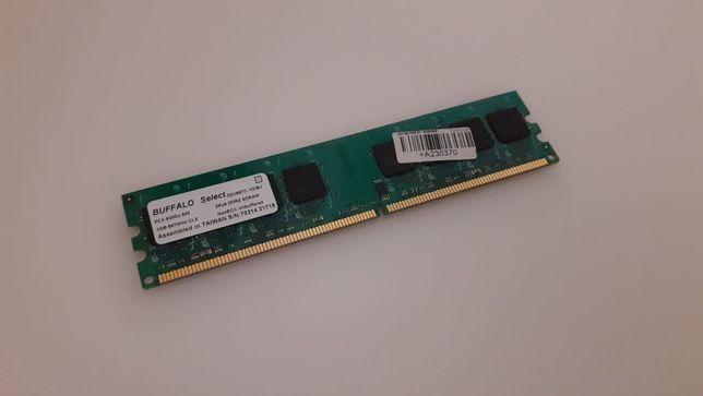 Memoria RAM 1GB DDR 667Mhz (BUFFALO)