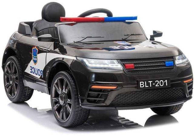 Radiowóz Wóz Policyjny Policja Police Auto na akumulator blt201