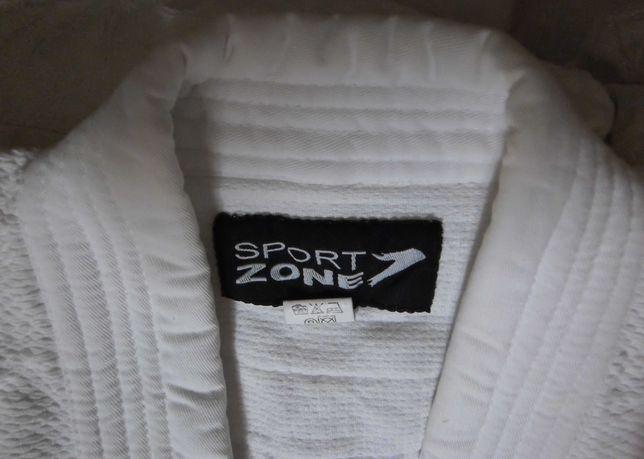 Fato artes marciais SPORT ZONE -- T 150 p/ criança