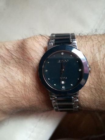 Zegarek męski Rado Jubile diamenty ceramika