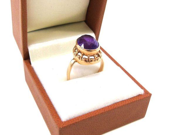 Stylowy złoty pierścionek PR.585 14K R17 Lombard Żuromin Loombard