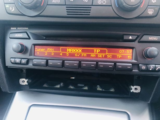 Radio BMW E91 / E90 Cd profesional Alpine