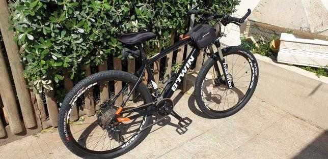 Bicicleta Btwin Rafal 700