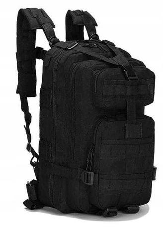 NIESAMOWITY Plecak Turystyczny Militarny Szkolny