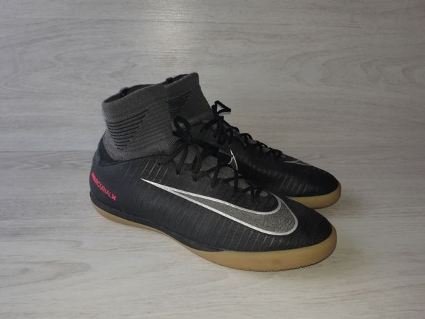 Сороконожки с носком Nike MercurialX оригинал 38 р.стелька 24,5 см