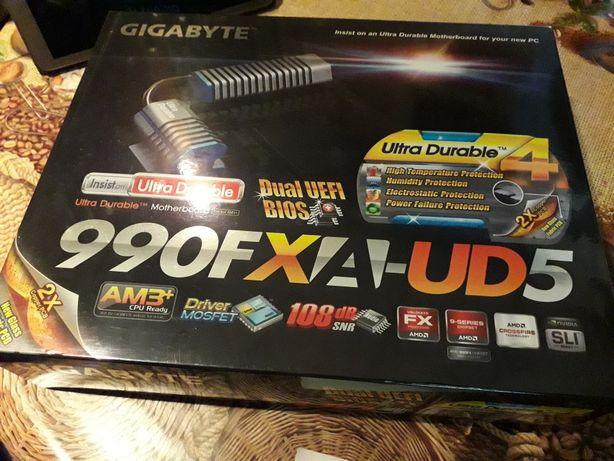 Gigabyte ga-990fxa-ud5