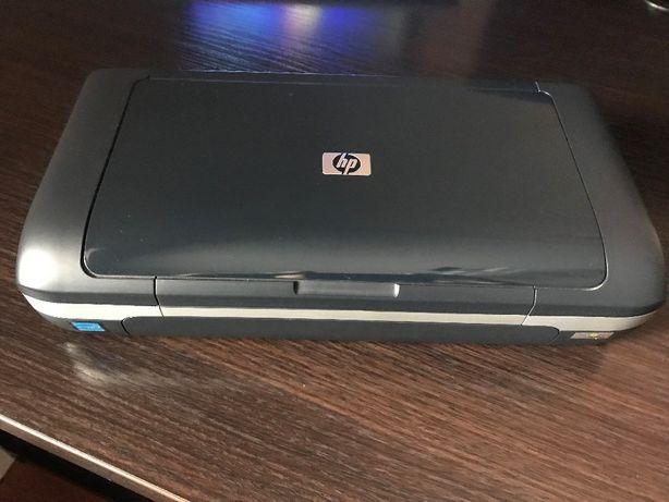 Drukarka mobilna HP H470