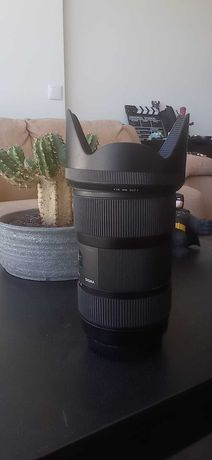 Sigma 18-35mm f1.8 DC HSM Canon