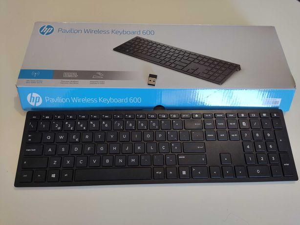 Teclado HP Pavilion Keyboard 600