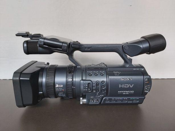 Kamera Sony HDR fx1e HDV handycam Carl Zeiss 1,6/4,5T