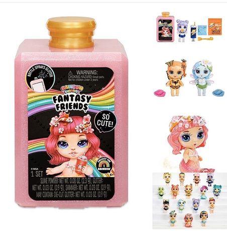 Маленькие пупсы Poopsie Rainbow Surprise Fantasy Friends пупси слайм