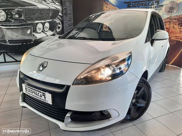 Renault Scénic 1.5 dCi Expression SS