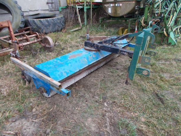 zamiatarka hydrauliczna szczotka do traktora ładowarki