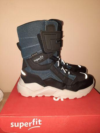 Зимние ботинки SuperFit Rocket Gore-Tex 34