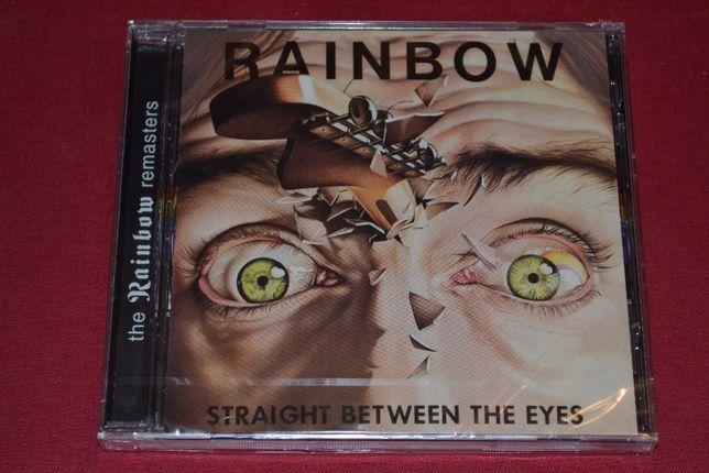 "Rainbow ""Straight Between The Eyes"" (1982) Фирменный. Запечатанный."