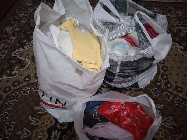 Детские вещи лотом, пакетом, вещи