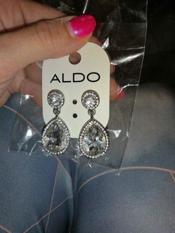 Nowe kolczyki łezki Aldo