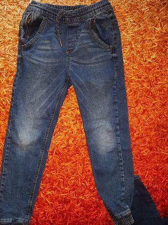 Spodnie jeansy reserved