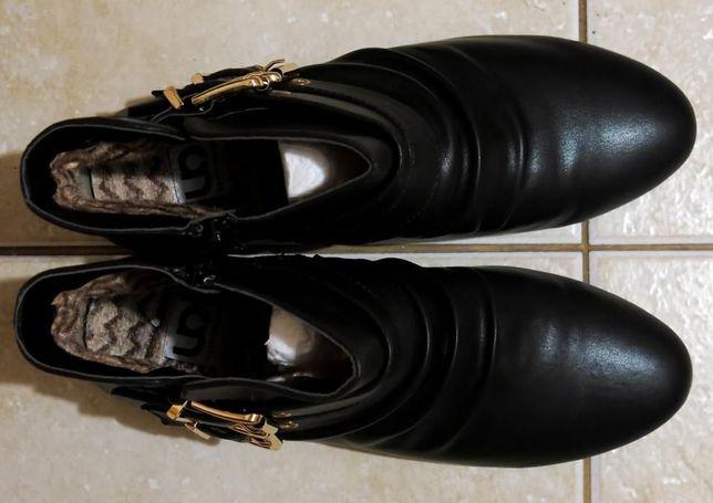 Ботинки новые демисезонные р.38