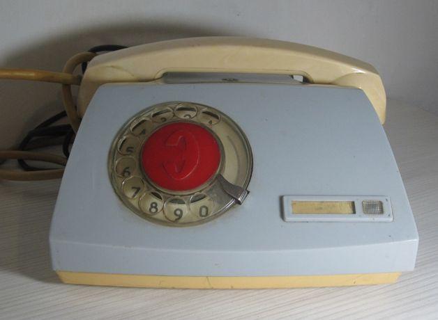 Стационарный Телефон П-170, СССР (Антикварный)