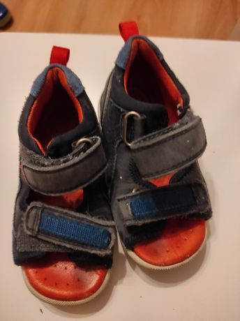 Sandałki Ecco 22 chłopiec