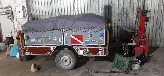 Прицеп - палатка