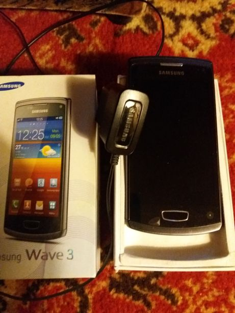 Telefon Samsung Wave3 GT-S8600