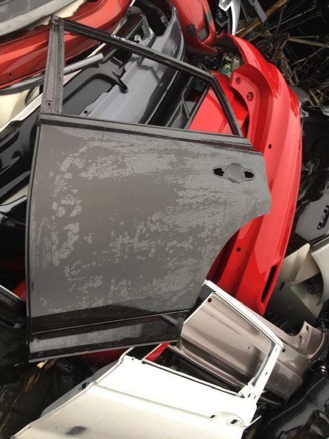 Toyota Rav4 IV 2012- Drzwi Lewe Tył Ładne Wieliczka - image 1
