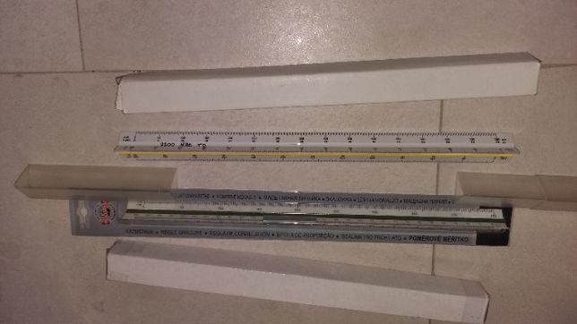 Régua de escalas