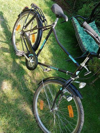 Rower miejski kalkhoff