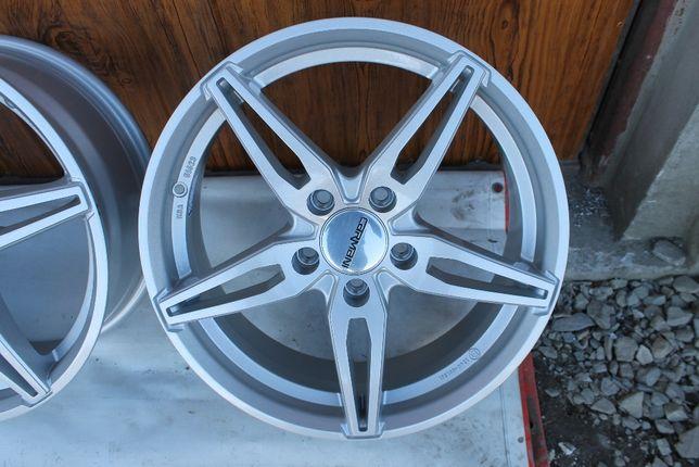 Audi , Mercedes Benz , Seat , Volkswagen , Skoda 17x5x112 komplet Felg