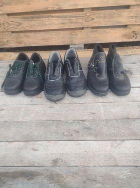 Buty robocze rozmiar 40, 46, 43. jedna para 40zl