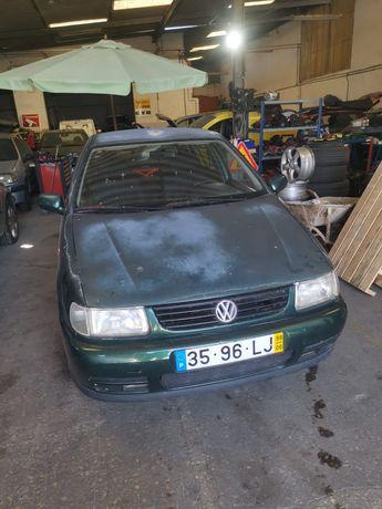 Volkswagen polo 6n 1.0 gasolina para peças nao tem catalisador