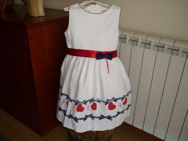 Vestido Mayoral Chic Menina 8/9 Anos, Elegantíssimo e Moderno