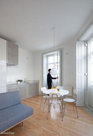 casas do manoel, apartamento T2 na Rua da Alegria, no Porto