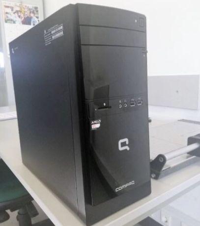 Computador mesa hp-compaq impecavel 8 gb ram..