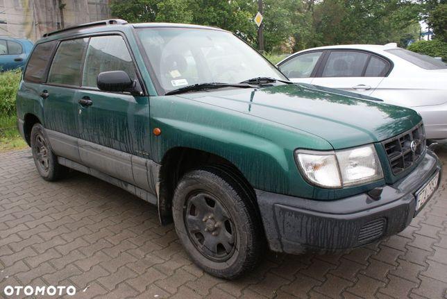 Subaru Forester 2.0 Benzyna+LPG 99r 4X4 KLIMA /Okazja!